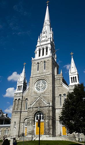 Histoire et patrimoine ville de sainte th r se - Eglise sainte therese guilherand granges ...