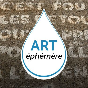 Art ephemere