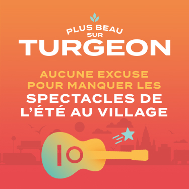 Grands travaux Turgeon